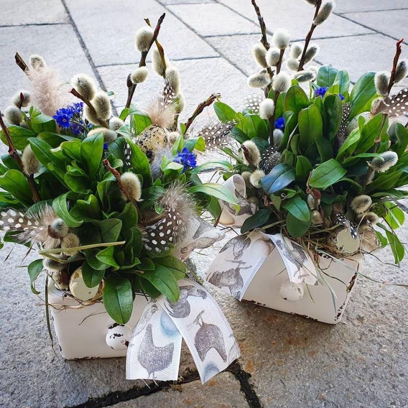 Blumen, Deko & Design NIEBAUER