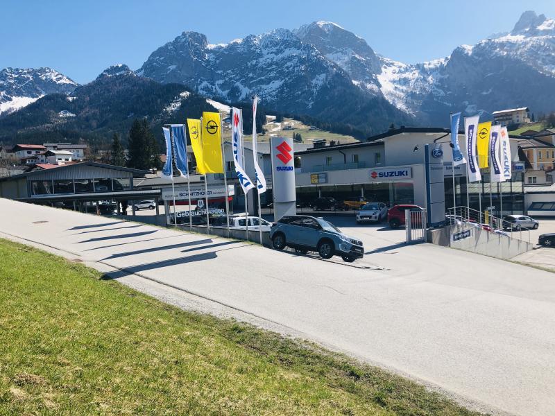 Josef Schnitzhofer GmbH - Das Autohaus in Abtenau.