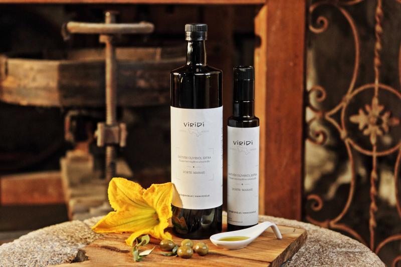VIRIDI  - Olivenöl