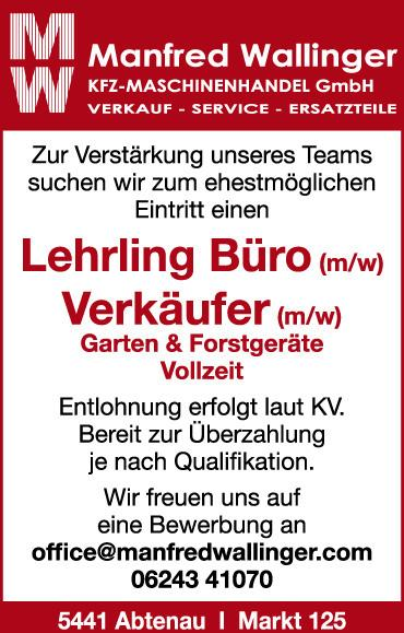 Manfred Wallinger GmbH