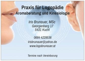Brunauer Iris - Praxis für Logopädie, Aromaberatung & Kinesiologie