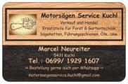 Motorsägen Service Kuchl